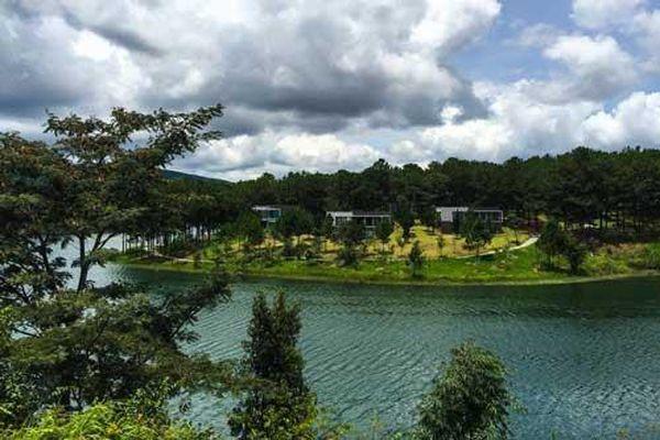 Hồ Tuyền Lâm – viên ngọc bích lung linh giữa trời Đà Lạt