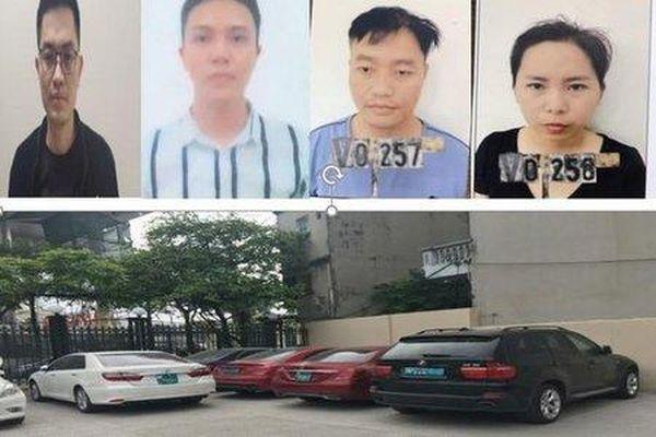 Lộ đường dây làm giả giấy tờ từ vụ 2 xe Mercedes trùng biển số 'chạm mặt' trên phố