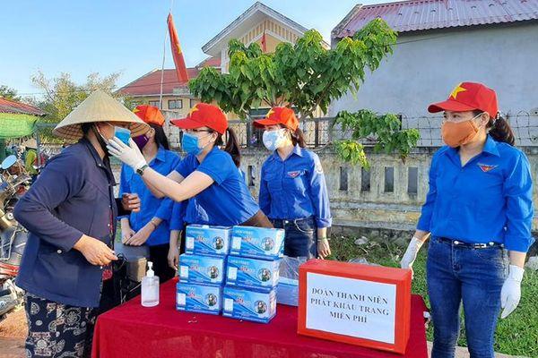 Tuổi trẻ Quảng Bình: Sôi nổi các phong trào thi đua yêu nước