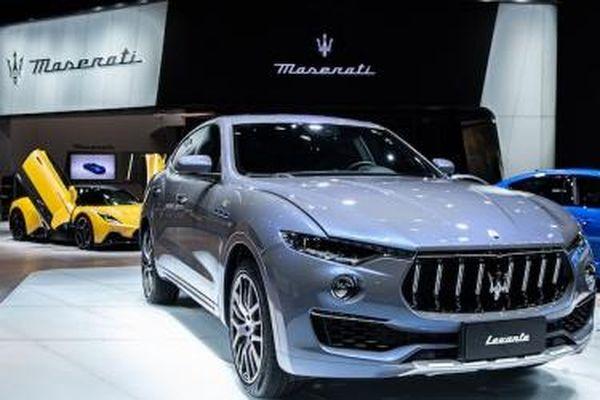 Levante Hybrid - SUV chạy điện đầu tiên của Maserati