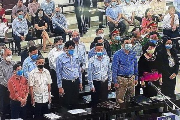 Tuyên án vụ Gang thép Thái Nguyên: 19 bị cáo nhận hơn 75 năm tù