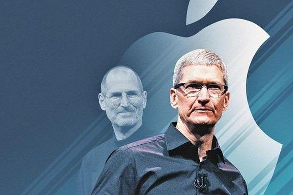 Con đường trở thành CEO Apple của Tim Cook