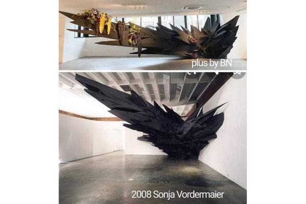 Từ tranh 'triệu đô' đến hiện tượng đạo nhái nghệ thuật đương đại
