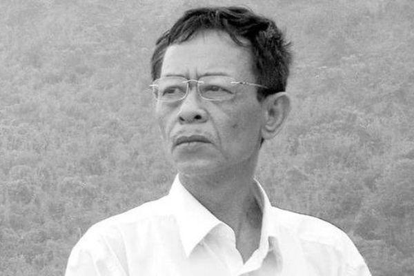Tiếc nhớ nhà thơ Hoàng Nhuận Cầm
