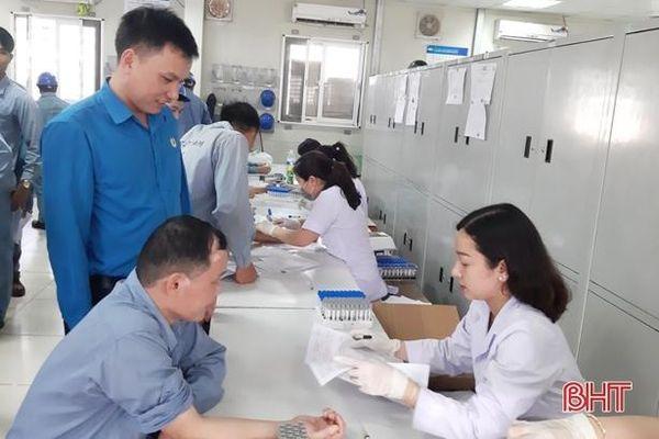 Hạt nhân xây dựng mối quan hệ hài hòa ở các khu kinh tế Hà Tĩnh