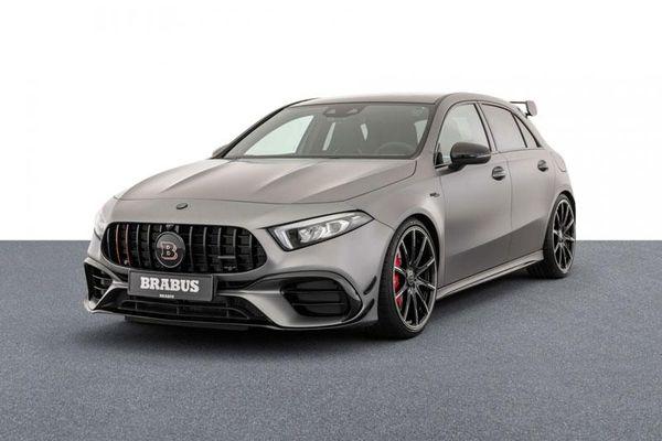 Mercedes-AMG A45 S độ Brabus có giá đắt hơn cả BMW M3 mới