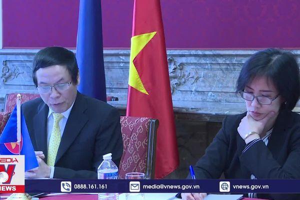 TEAM EUROPE cam kết hỗ trợ 800 triệu euro cho ASEAN