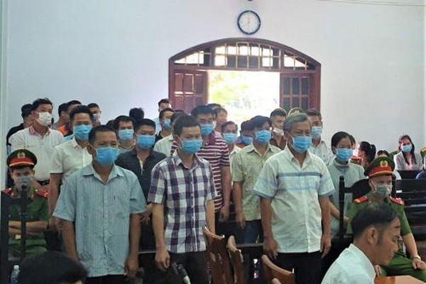 Lời khai các bị cáo không trùng khớp, tòa trả hồ sơ vụ xăng giả Trịnh Sướng