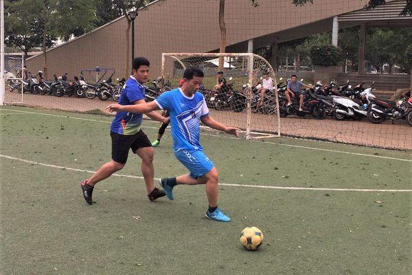 Trường THPT Trần Phú vô địch Giải bóng đá mini truyền thống – Cúp Hùng Vương, huyện Châu Đức