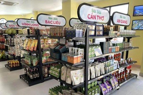 Ra mắt Trung tâm giới thiệu ẩm thực - du lịch - đặc sản Ðồng Tháp và các tỉnh ÐBSCL