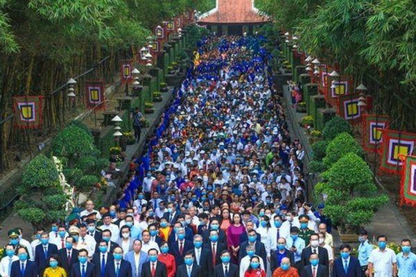 TP.HCM: Tổ chức lễ giỗ Quốc Tổ Hùng Vương