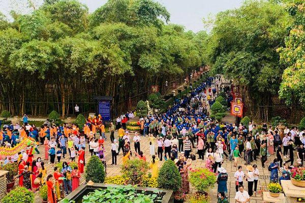 Thành phố Hồ Chí Minh tổ chức lễ Giỗ Tổ Hùng Vương năm Tân Sửu 2021