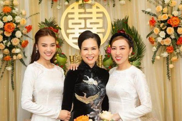Ninh Dương Lan Ngọc háo hức lên chức chị chồng, netizen lại vào hối cưới