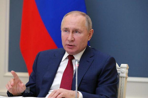 Tổng thống Putin cảnh báo phương Tây không vượt qua 'ranh giới đỏ'