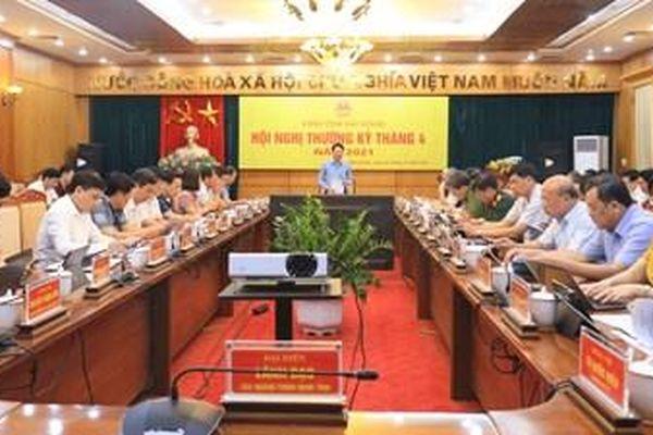Bắc Giang: Đẩy mạnh phong trào thi đua văn hóa công sở, tập trung quyết liệt cải cách thủ tục hành chính