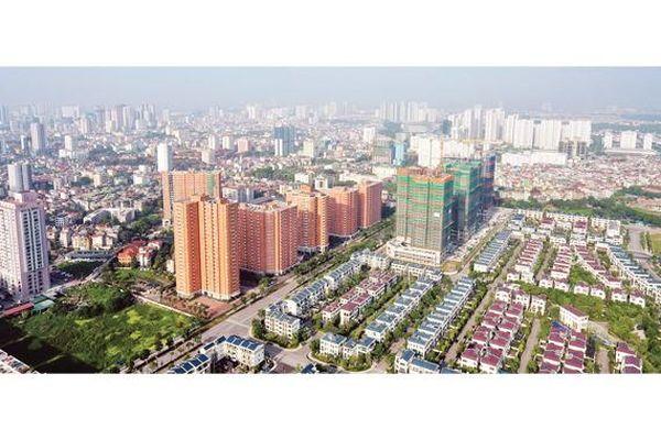 Phát triển đô thị theo hướng bền vững