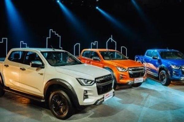 Isuzu ra mắt dòng xe bán tải thế hệ mới