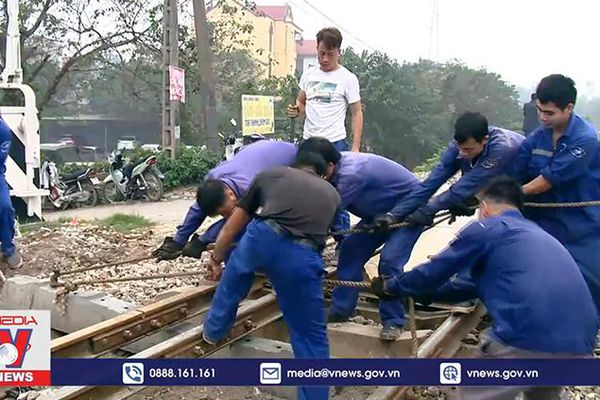 Không được giao vốn, Tổng Công ty Đường sắt Việt Nam đứng trên bờ vực phá sản