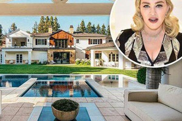 Cận cảnh biệt thự mới tậu của Madonna, được giá hời gần 6 triệu USD