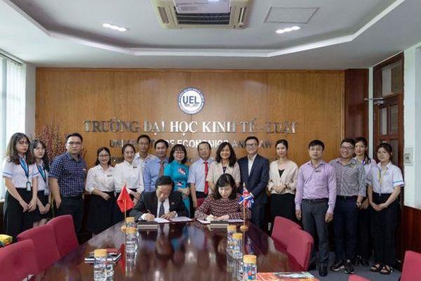 Đại học Kinh tế - Luật và ICAEW hợp tác đào tạo nhân lực Tài chính Kế toán chuẩn quốc tế
