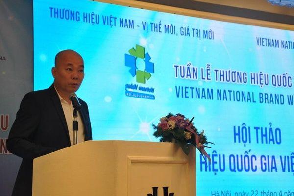 'Tận dụng đòn bẩy Thương hiệu quốc gia Việt Nam – Nâng tầm thương hiệu sản phẩm Việt'