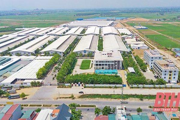 Điều chỉnh, bổ sung cụm công nghiệp trên địa bàn huyện Thiệu Hóa và Hoằng Hóa vào quy hoạch phát triển cụm công nghiệp tỉnh Thanh Hóa