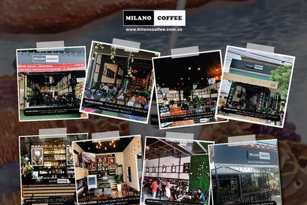 Milano Coffee - Thương hiệu kết nối niềm đam mê cà phê tại Quảng Ngãi