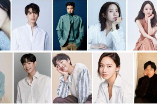 'Thần chết' Lee Dong Wook, 'nữ thần sắc đẹp' Yoona, 'hoàng tử Châu Á' Lee Kwang Soo và dàn diễn viên khủng cùng hợp tác trong bộ phim mới.