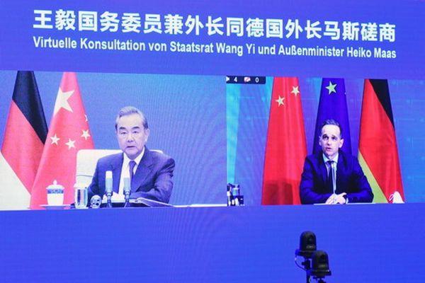 Trung Quốc kêu gọi Đức tẩy chay 'tách rời' và duy trì chuỗi cung ứng toàn cầu thông suốt