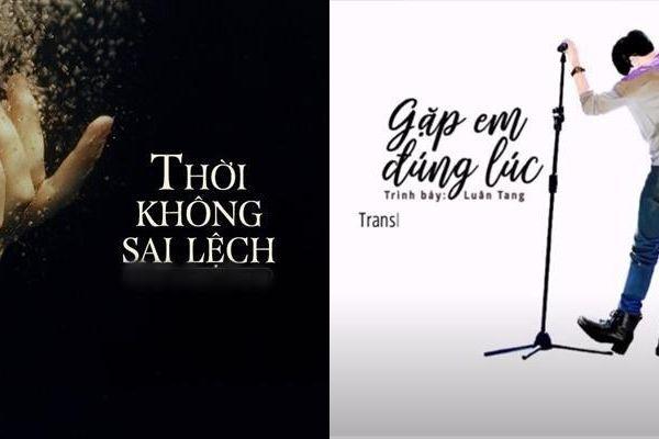 5 bản nhạc Hoa cực hút người nghe, có bài 'sương sương' vài chục triệu view