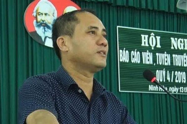 Xác định nghi phạm đâm chết Bí thư Đảng ủy phường ở Khánh Hòa