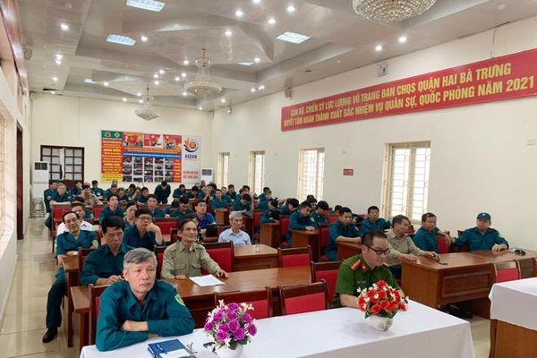 180 học viên tập huấn ứng phó, phòng chống sự cố thiên tai