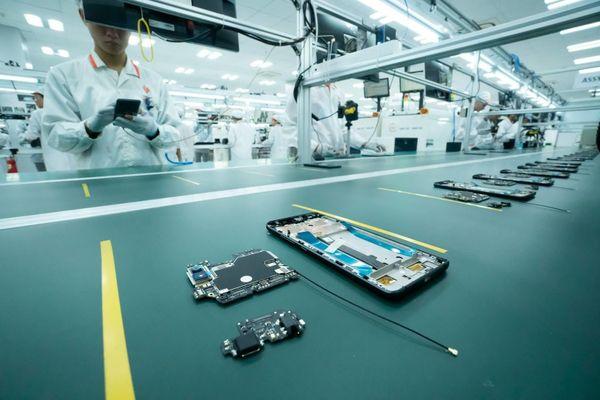 Ông Nguyễn Tử Quảng: Quốc gia muốn hóa rồng phải nắm được công nghệ smartphone
