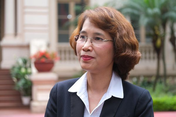 Hàng triệu trang tài liệu số ở Thư viện Quốc gia Việt Nam