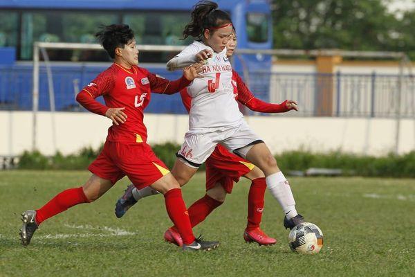 Đội tuyển Bóng đá nữ Việt Nam: Từng bước tiến đến các mục tiêu