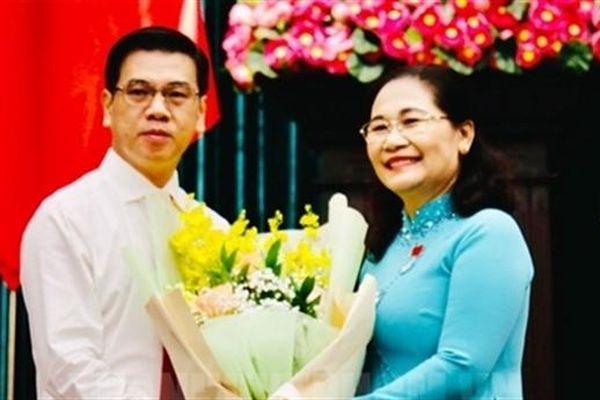 Ông Nguyễn Văn Dũng được bầu làm Phó Chủ tịch HĐND TP.HCM
