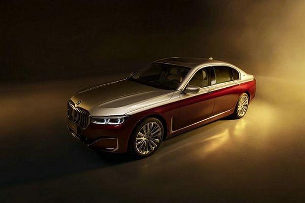 BMW 760Li siêu sang, hơn 9 tỷ đồng cho 'Chủ tịch mê lái'