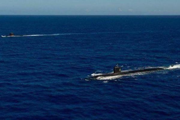 Tàu ngầm hạt nhân Pháp tuần tra đảm bảo tự do hàng hải ở biển Đông