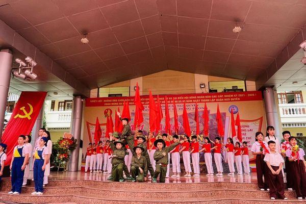 Khơi dậy lòng yêu nước của lớp trẻ qua chuyên đề 'Âm vang Ngô Quyền'