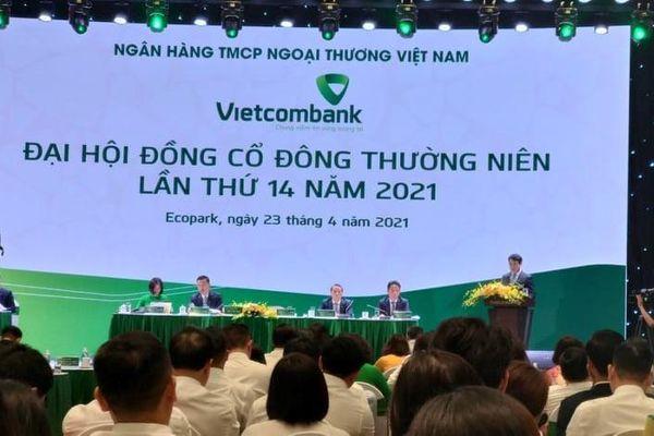 Vietcombank dự kiến tăng vốn điều lệ lên 50.400 tỷ đồng