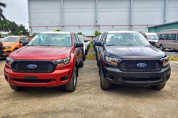 5 xe bán tải bán chạy nhất quý I/2021: Ford Ranger thống trị