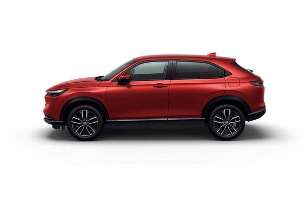 Honda HR-V 2022 chốt giá gần 500 triệu đồng