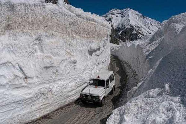 Lạnh người trước những cung đường nguy hiểm trên thế giới