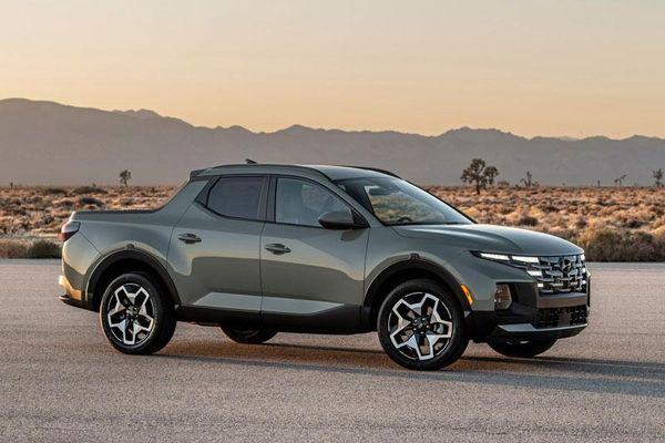 Hyundai Santa Cruz tham vọng định hình dòng xe bán tải mới?