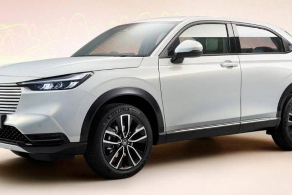 Chi tiết Honda HR-V hybrid 2022 sắp ra mắt