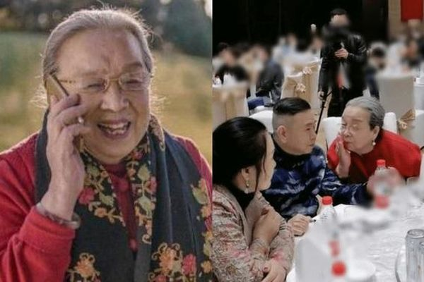85 tuổi, Dung ma ma của Hoàn Châu Cách Cách tóc bạc trắng, thần thái vẫn đáng ngưỡng mộ