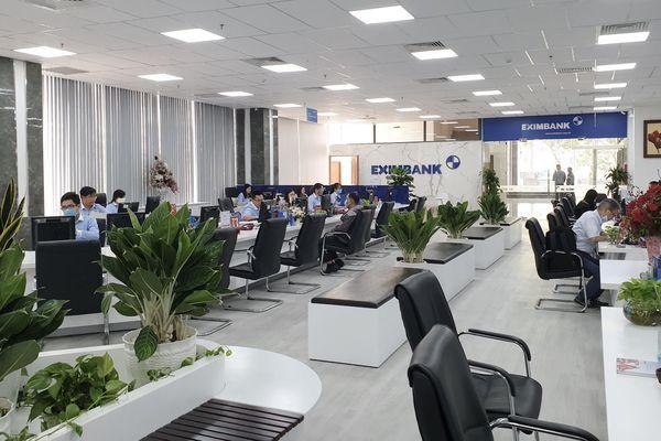 Eximbank mua lại toàn bộ nợ xấu từ VAMC