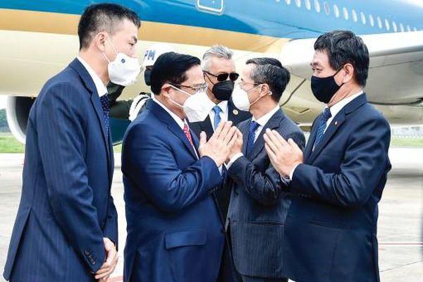 Thủ tướng Phạm Minh Chính tham dự Hội nghị các Nhà Lãnh đạo ASEAN