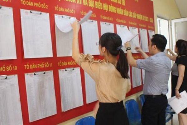 Đẩy mạnh kiểm tra, giám sát công tác bầu cử