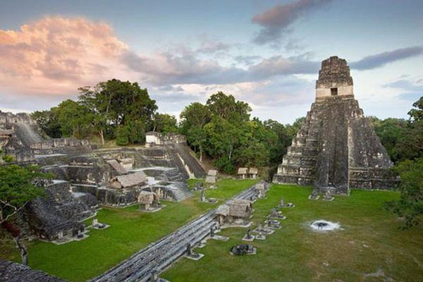 Thứ lạ lùng trong thành cổ Maya: Như 'xuyên không' từ thời hiện đại